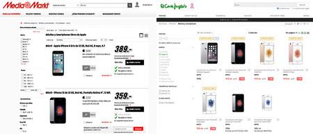 iPhones baratos