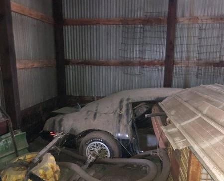 Descubren Pontiac Trans Am De Steve Mcqueen 7