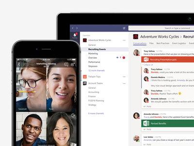 Microsoft actualiza Teams para iOS: más competencia entre las aplicaciones destinadas a mejorar los flujos de trabajo