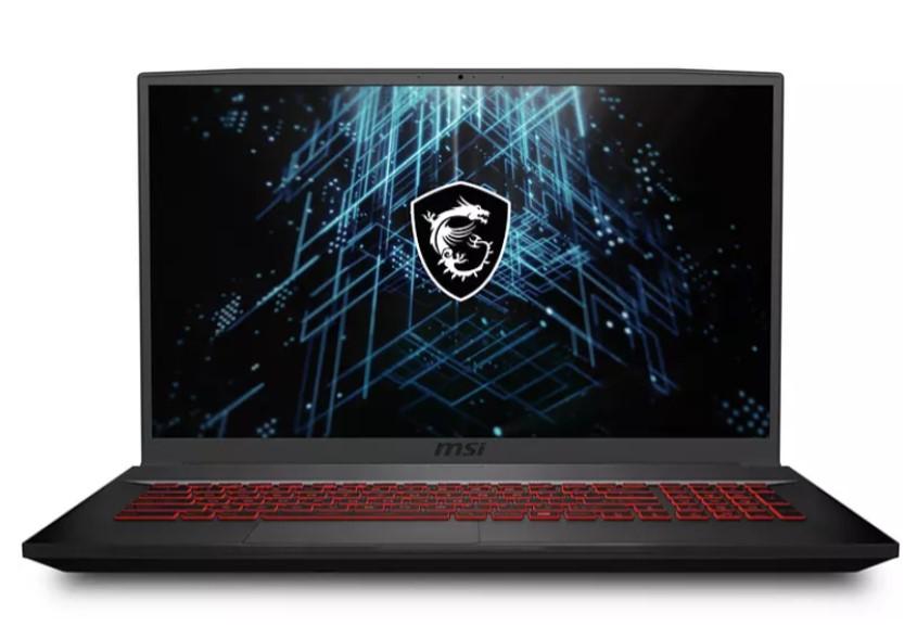 """Portátil gaming - MSI GF75 Thin 10UE-017XES, 17.3"""" FHD, Intel® Core™ i7-10750H, 16GB, 512GB SSD, RTX3060, FDOS"""