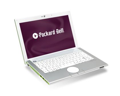 Nuevos portátiles de Packard Bell