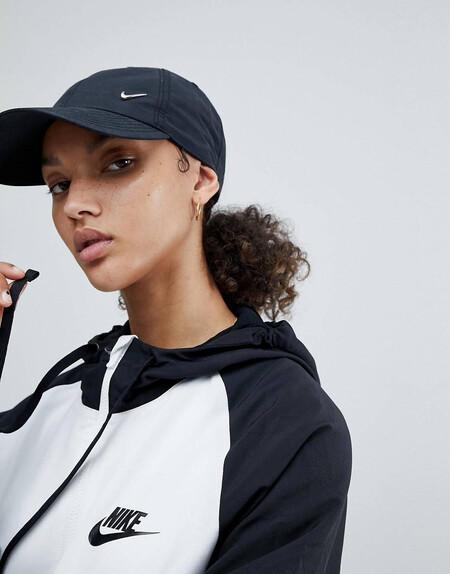 Gorra Con Logo Heritage De Nike