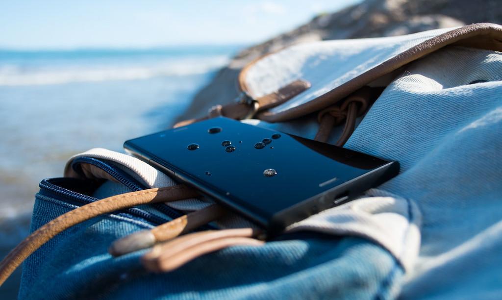 Sony Xperia Xz1 Resistencia al agua
