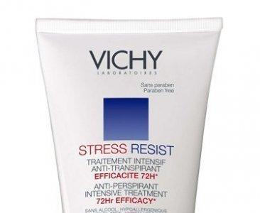 Nuevo Vichy Stress Resist, un desodorante para periodos de estrés