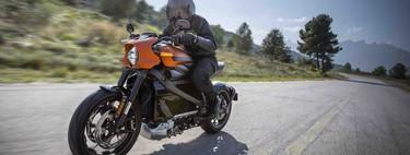 La Harley-Davidson LiveWire ya tiene precio: 33.700 euros para una moto eléctrica con 175 km de autonomía