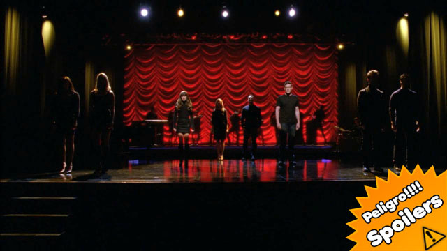 Imagen del episodio 'The Break-Up' de 'Glee'
