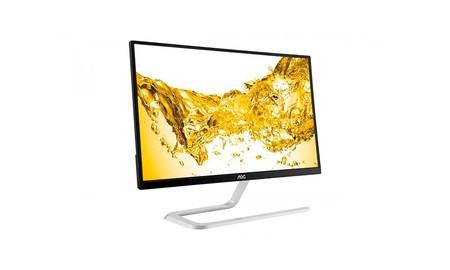 AOC I2381FH, un interesante monitor al mejor precio hoy, en Amazon, por sólo 128,99 euros