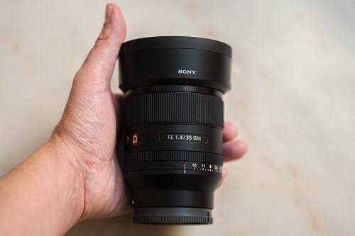 Sony FE 35 mm f1,4 GM, análisis: el objetivo más nítido para la fotografía de calle