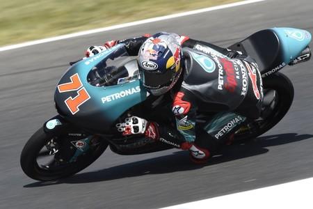 Ayumu Sasaki Moto3 Motogp Australia 2018