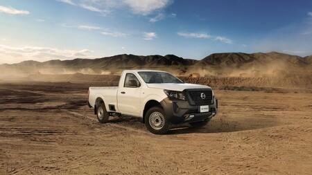 Nissan Np300 Frontier 2021 Pick Up Precio Mexico 6