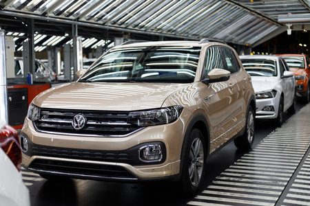 Volkswagen T Cross Y Polo