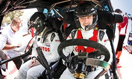 Robert Kubica se accidenta y tira por la borda su Rally Islas Canarias