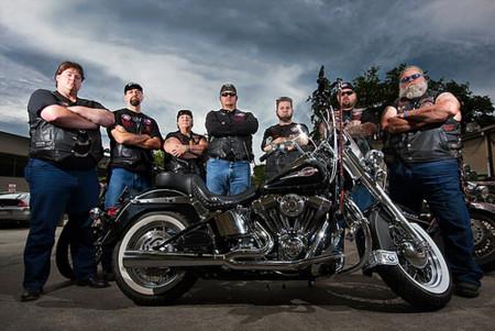 Héroes en Harley: una patrulla de motoristas protege a los niños de abusos infantiles