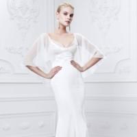 Zac posen vestido novia 2015