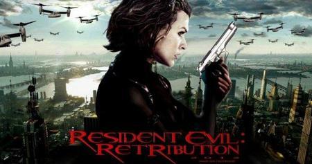 'Resident Evil: Venganza', rutina zombie