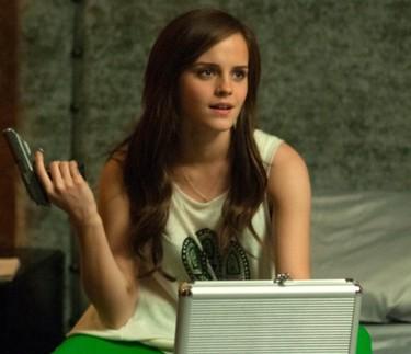 Emma Watson se vuelve malota y calentorra en 'The Bling Ring'