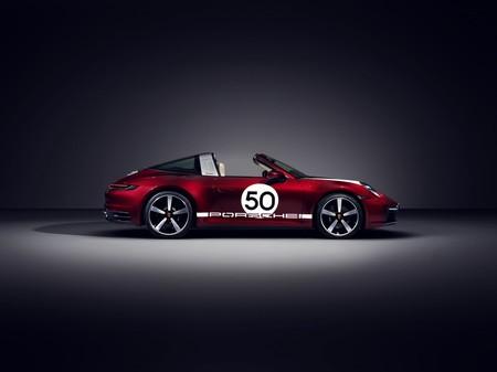 Porsche 911 Targa 4s Heritage Design Edition 5