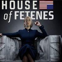 Abi Power ha rendido honor a todas las series de Netflix para promocionar la segunda temporada de 'Señoras Fetén'