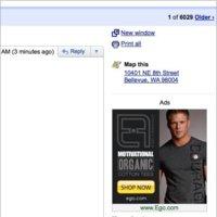 Google empieza a introducir imágenes en los anuncios de Gmail