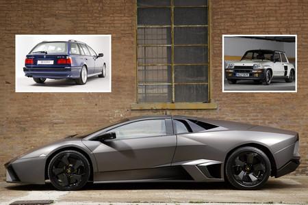 ¿Empezar el 2017 estrenando joyas? Estos Lamborghini Reventon, Alpina B10 V8 Touring y Renault 5 Turbo 2 están a la venta