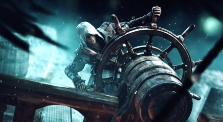 Edward Kenway protagoniza el nuevo vídeo de 'Assassin's Creed IV: Black Flag'