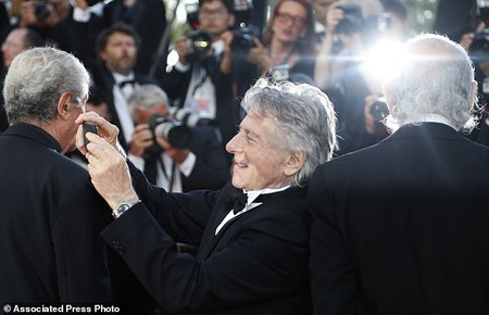 Polanski en Cannes
