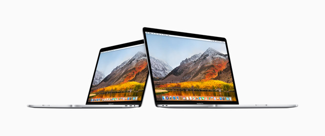 Apple Macbook Pro Update 13in 15in 07122018