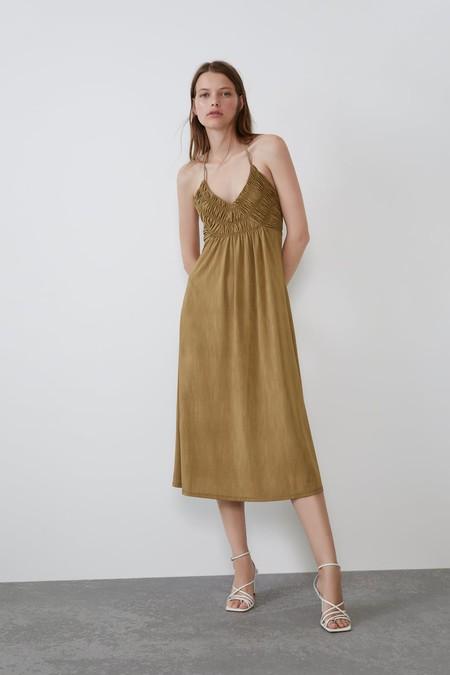 Vestido Invitada Zara 5