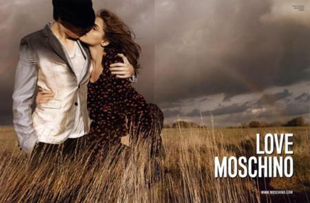 Love Moschino 2009 Elisa Sednaoui