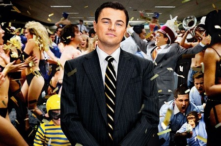 'El lobo de Wall Street', la película