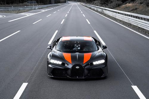 A 490 km/h, cada detalle es primordial. Estos son los secretos del récord de velocidad del Bugatti Chiron