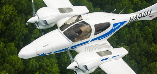 Centaur es un aeroplano en el que hay lugar para pasajeros, pero no hay piloto