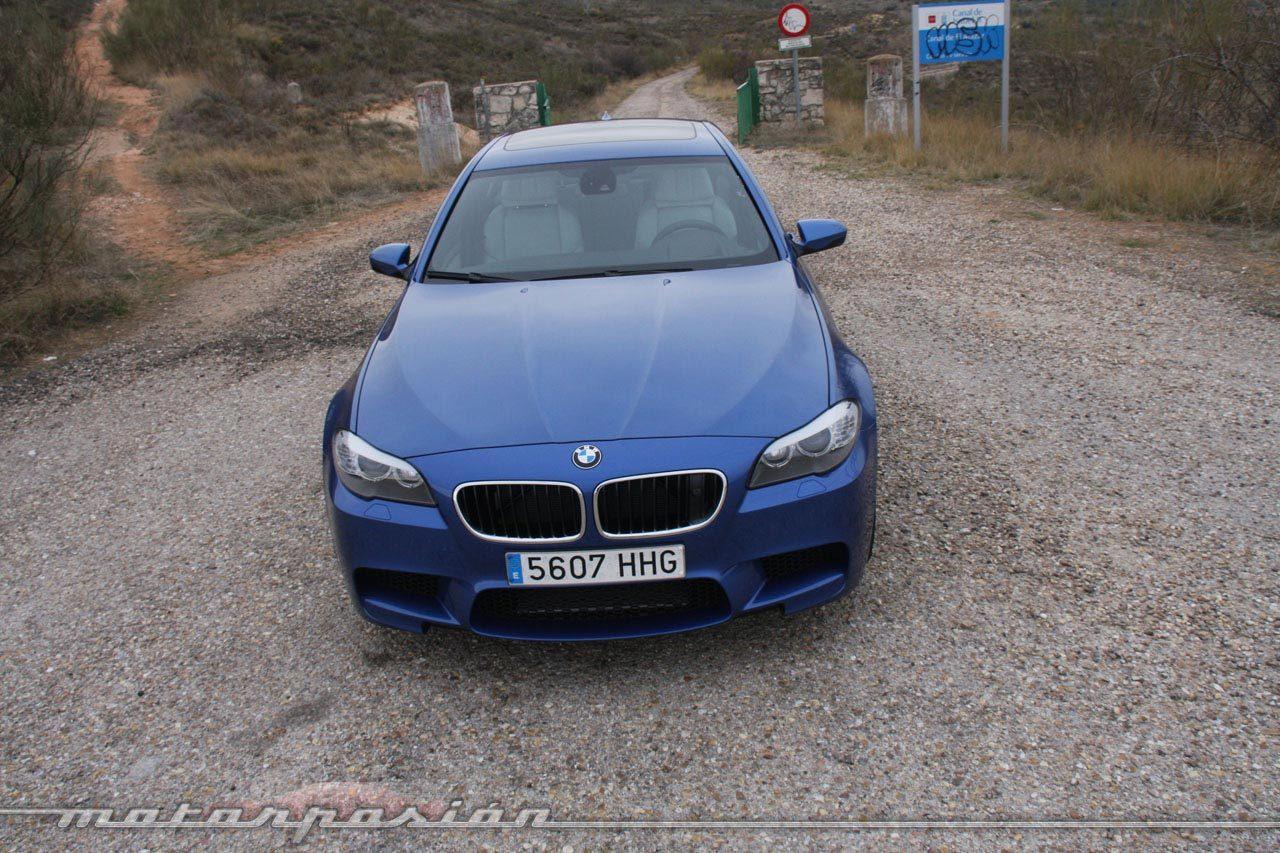 Foto de BMW M5 (Prueba) (100/136)