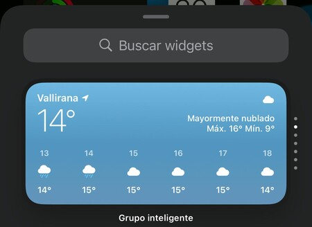 Widget Inteligente Ios 14