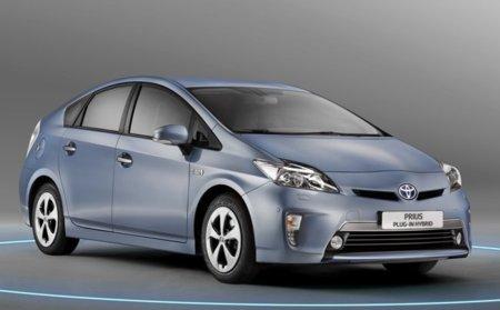 Toyota Prius 2012 el ganador