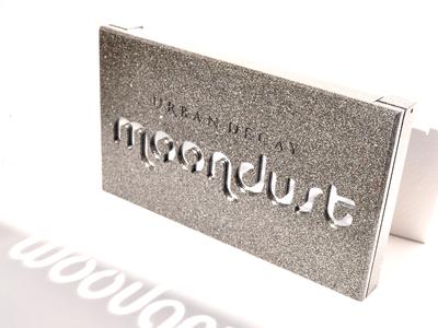 Probamos Moondust, la paleta creada por Urban Decay para las fans del brillo
