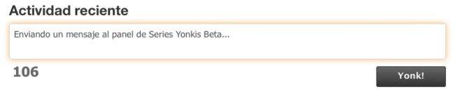 series yonkis beta mensaje yonk
