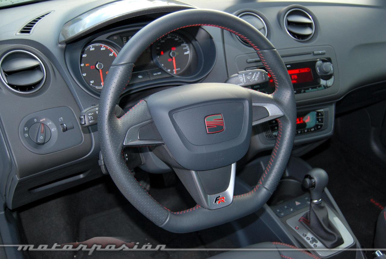 Foto de SEAT Ibiza 1.2 TSI FR (prueba) (17/33)