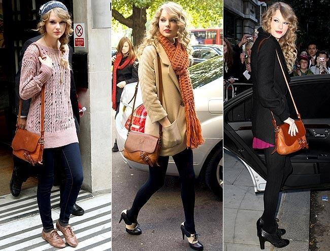 taylor swift estilo casual
