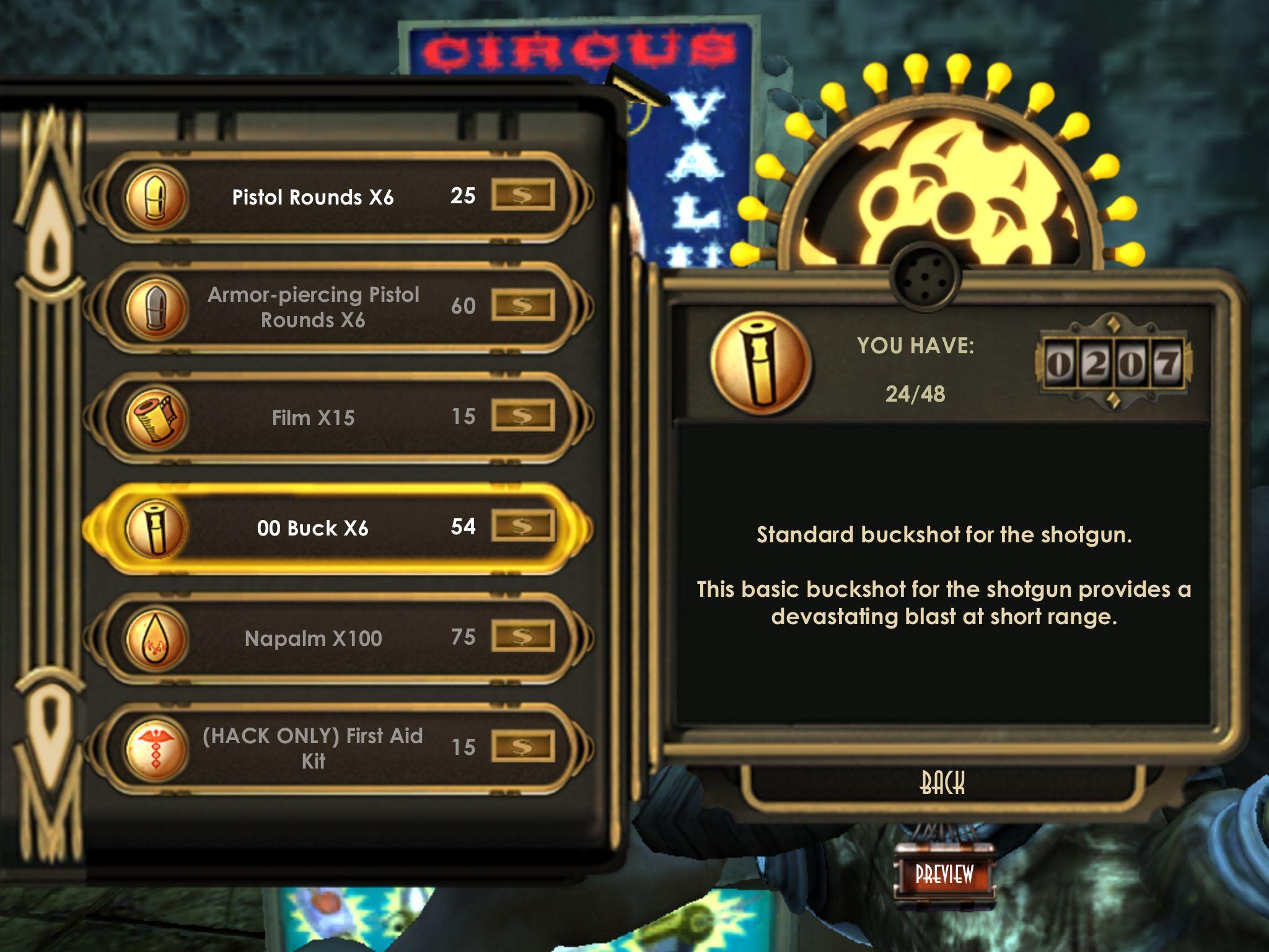 Foto de Imágenes de BioShock en iPad (1/4)
