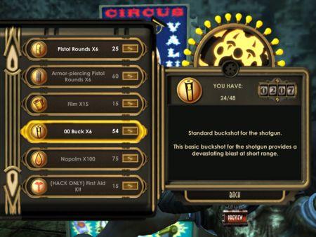 Imágenes de BioShock en iPad