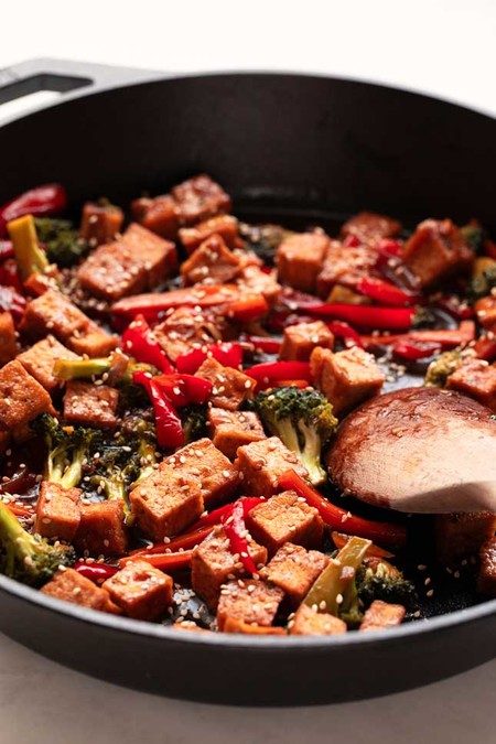 Tofu Salteado 3