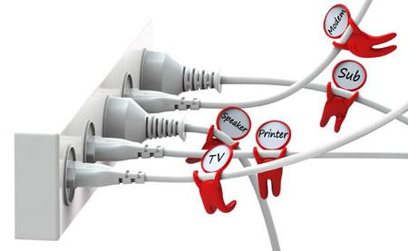 organizar cableado - identificar cables