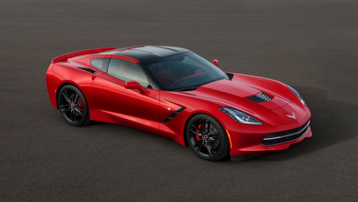 Foto de 2014 Chevrolet Corvette Stingray (14/43)