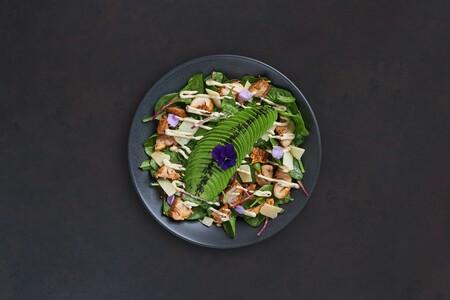 Chicken Truffle Salad