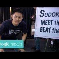 Google Goggles ahora reconoce mejor anuncios y códigos de barras. Ah, y también resuelve sudokus