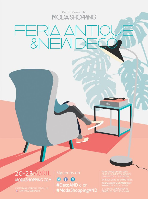 Feria Antique & New Decóde
