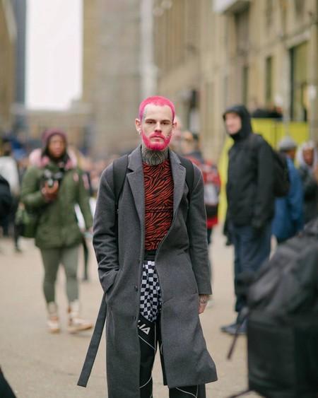 Street Style London Fashion Week Mens January 2019 Fall Winter 11