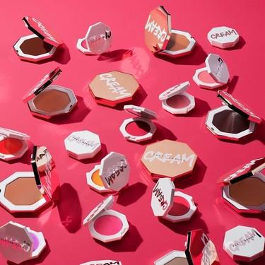 Fenty Beauty nos avanza sus nuevos coloretes y bronceadores en crema y nos parecen irresistibles