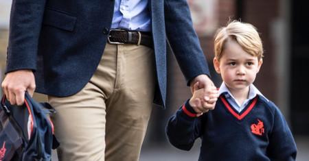 El ballet también es para los niños, y para los príncipes: George asiste a clases de ballet... ¡y nos encanta!